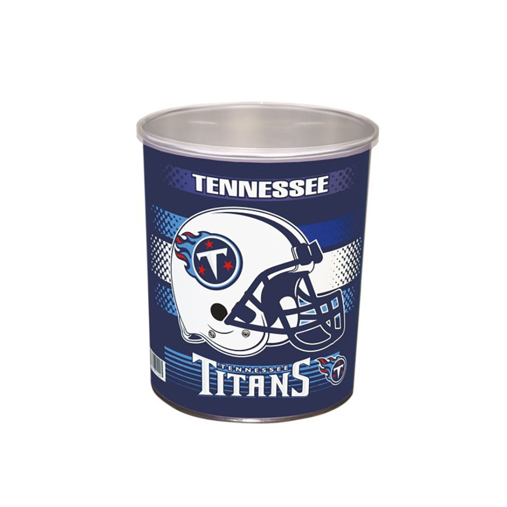 Tennessee Titans Tin Joe Brown's Carmel Corn