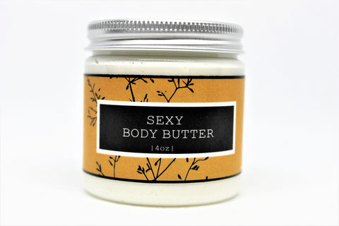 Sexy Body Butter