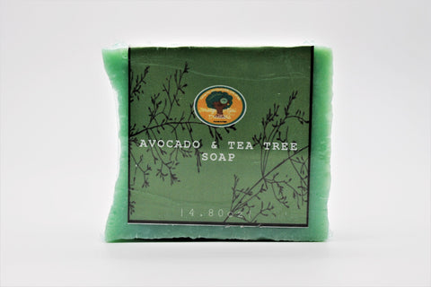 Avocado & Tea Tree Soap