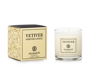 Elizabeth W Vetiver 8 oz Candle