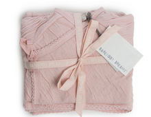 Load image into Gallery viewer, Barefoot Dreams Newborn 4 piece Set Pink Blush