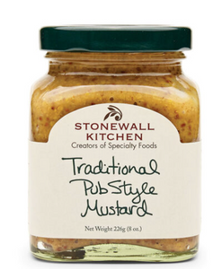 Traditional Pub Style Mustard