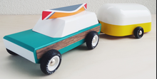 Load image into Gallery viewer, Pioneer Wooden Car
