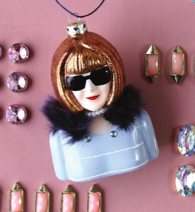 Anna Wintour Ornament