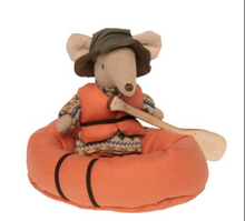 Load image into Gallery viewer, Maileg Rubber Boat Mouse
