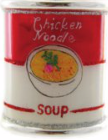 Chicken Noodle Soup Ornament