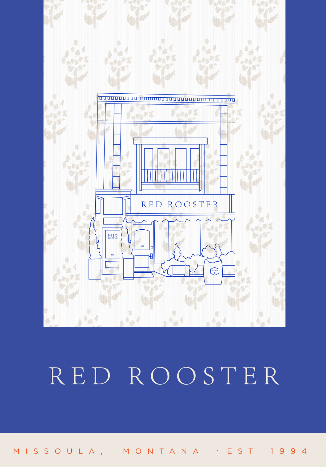 Red Rooster $50.00 Gift Card