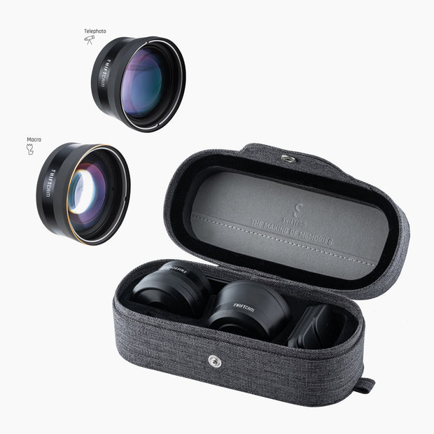Telephoto and Long Range Macro ProLenses with FREE carry case