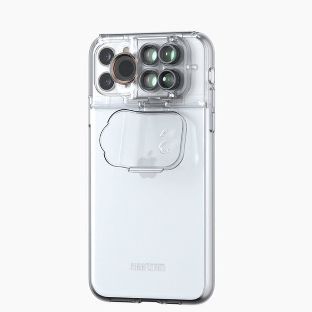 5-in-1 MultiLens Case for iPhone 11 Pro Max - ShiftCam