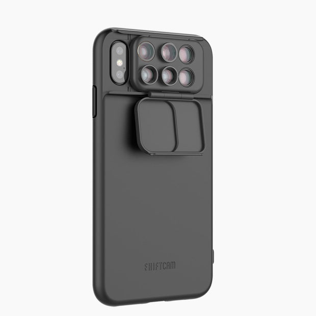 6-in-1 MultiLens Case for iPhone XS Max - ShiftCam