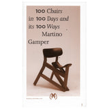 Martino Gamper: 100 Chairs in 100 Days and it's 100 Ways