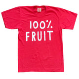 Wacky Wacko: 100% Fruity T-Shirt