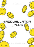 The Happy Hypocrite: #9 #ACCUMULATOR_PLUS