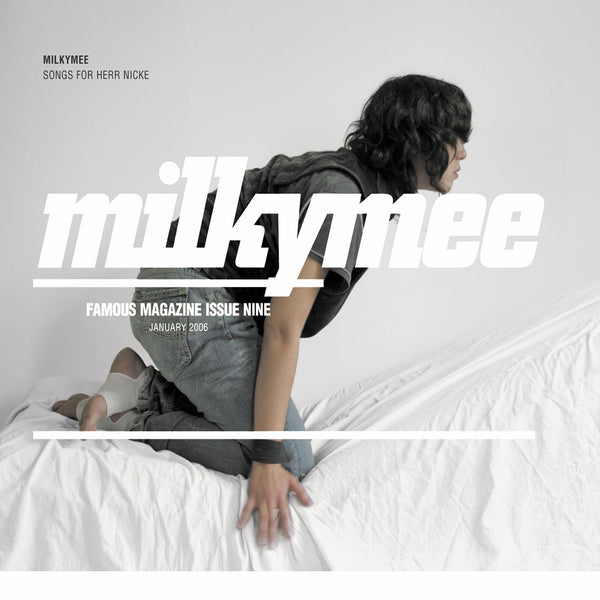 Milkymee: Songs for Herr Nicke CD