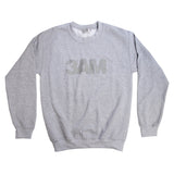 Chill Out Relaxing Clothes: 3AM Crewneck Sweatshirt