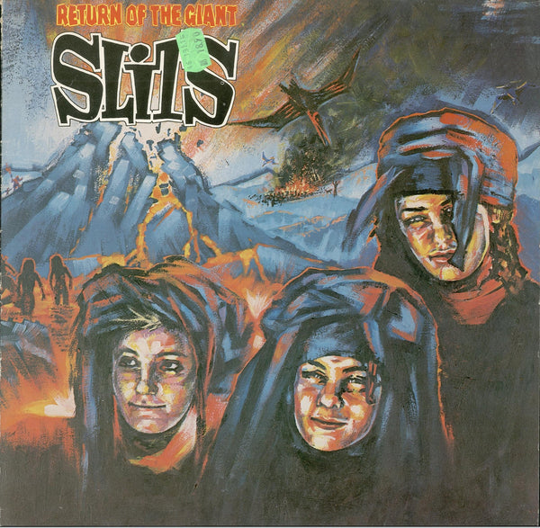 The Slits: Return of the Giant Slits Japanese Import CD