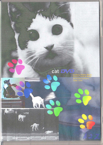 A2Z: Cat Art DVD