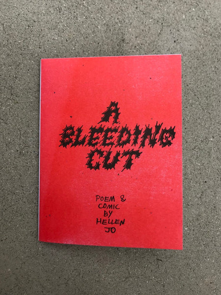 Hellen Jo: A Bleeding Cut