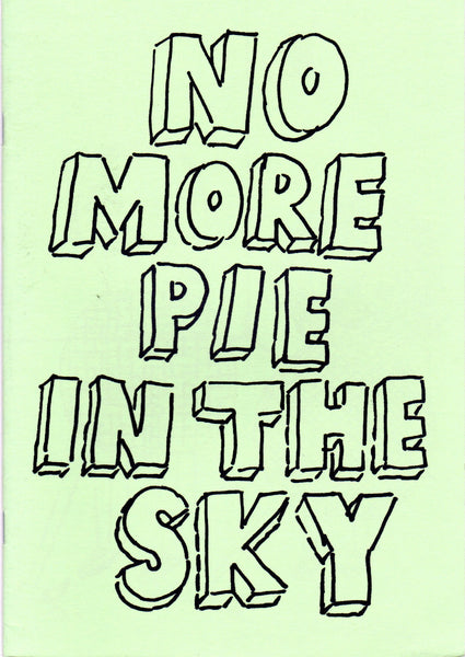 Beni Bischof: No More Pie in the Sky