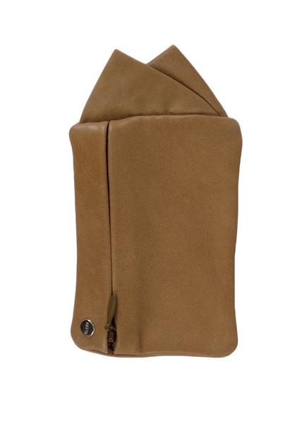 BLESS: Trouserpocket, Cigar Beige