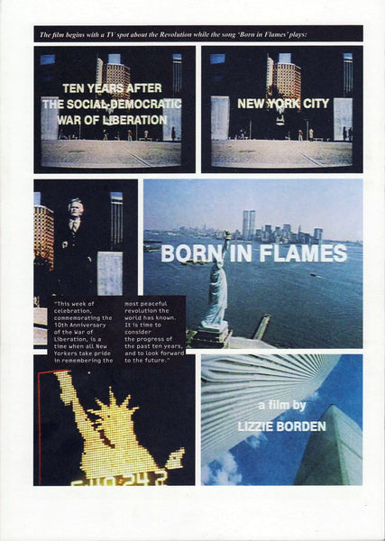 Lizzie Borden: Born in Flames