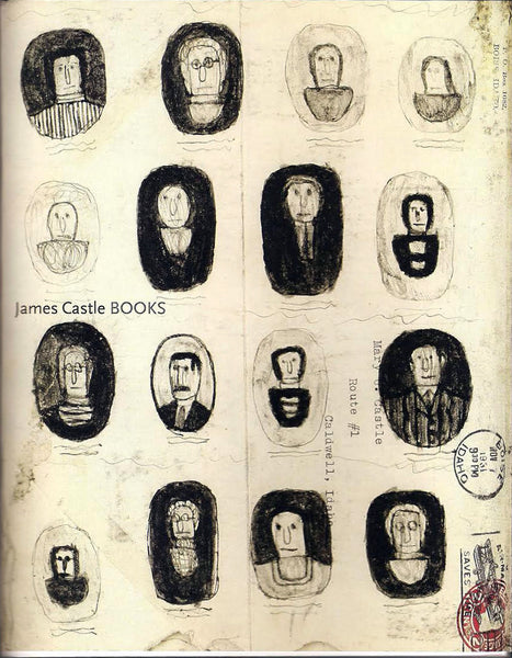 James Castle: BOOKS