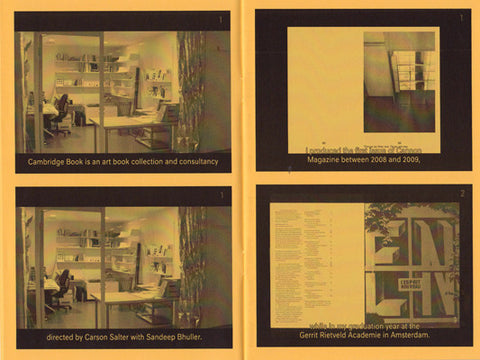 Charlotte Cheetham: Slide Shows: A Landscape of Contemporary Independent and Art Publishing