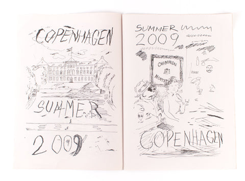 Michael Williams: Summer 2009 Copenhagen