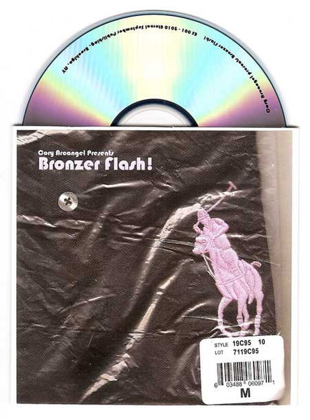 Cory Arcangel: Bronzer Flash! CD