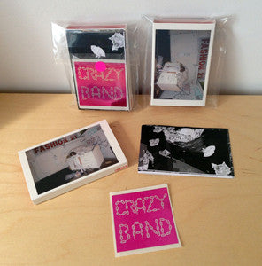 Crazy Band: The Cassingle