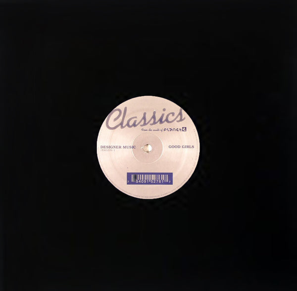 Designer Music: Good Girls 12""