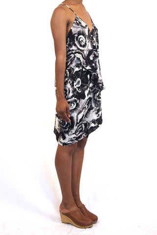 Diana Orving: Printed Strap Dress