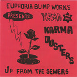 Yama and the Karma Dusters: Up from the Sewers CD