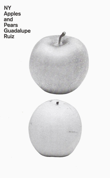 Guadalupe Ruiz: NY Apples and Pears