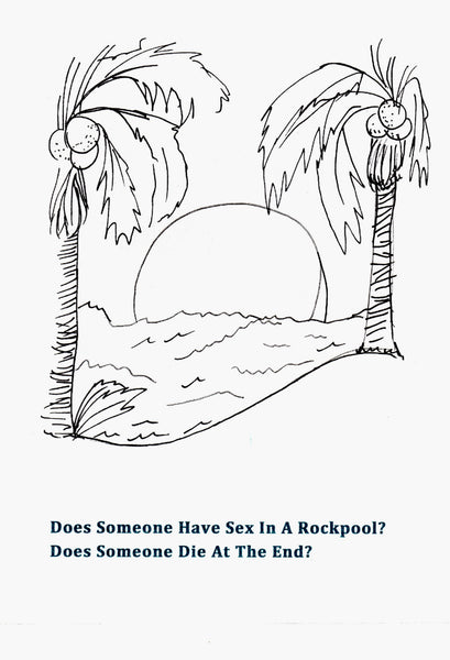 Jessica Susan Higgins: Does Someone Have Sex In A Rock Pool? Does Someone Die At The End?
