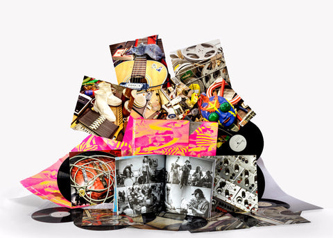 Los Angeles Free Music Society: LAFMS BOX BOX Box Set