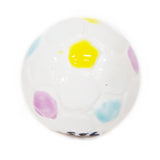 Laura Owens: Ceramic Soccer Ball (Small)
