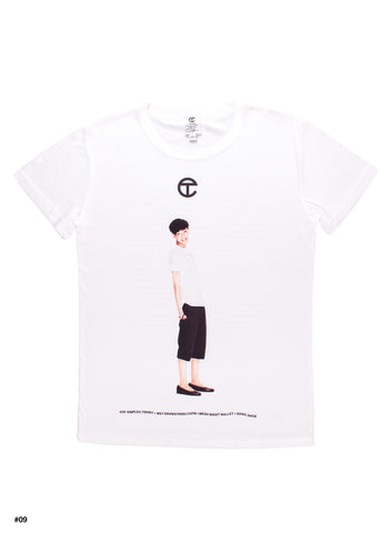 TELFAR: Get the Look T-shirt