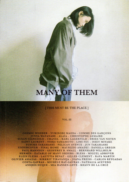 Many of Them: Vol. III (This Must Be The Place)