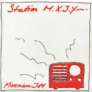 Maximum Joy: Station M.X.J.Y. CD