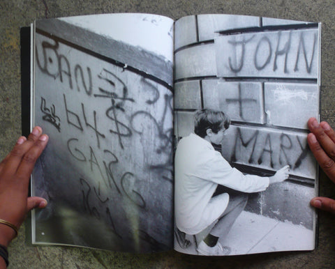 Megawords/Free News Projects: Public Wall Writing in Philadelphia