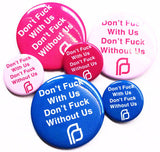 Marilyn Minter: Planned Parenthood Pins