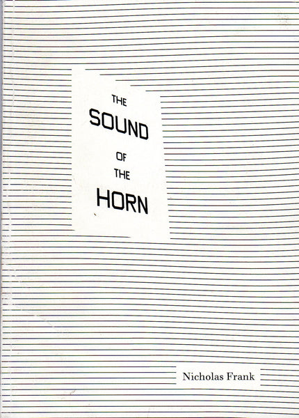 Nicholas Frank: The Sound of the Horn