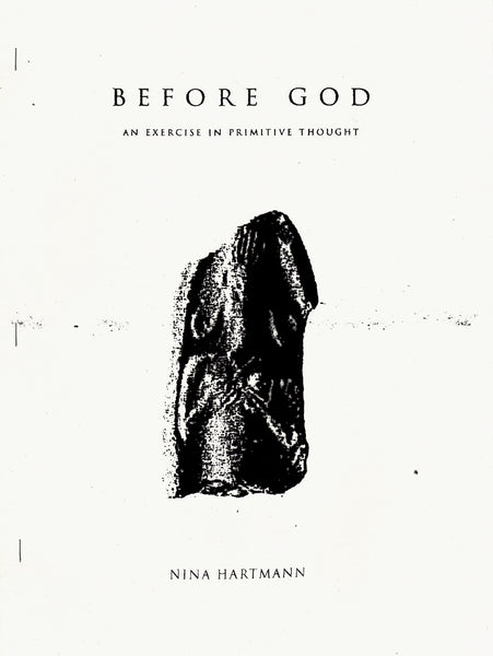 Nina Hartmann: Before God