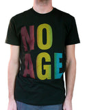 No Age: Rainbow T-shirt