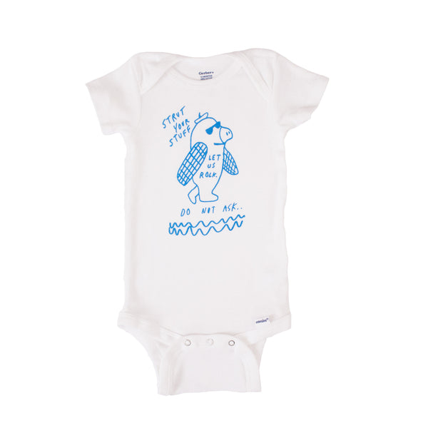 Ooga Booga: Infant Onesie