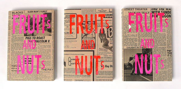 Laura Owens: Fruits and Nuts