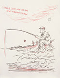 Raymond Pettibon: (From) a story now lost and never published (till now)