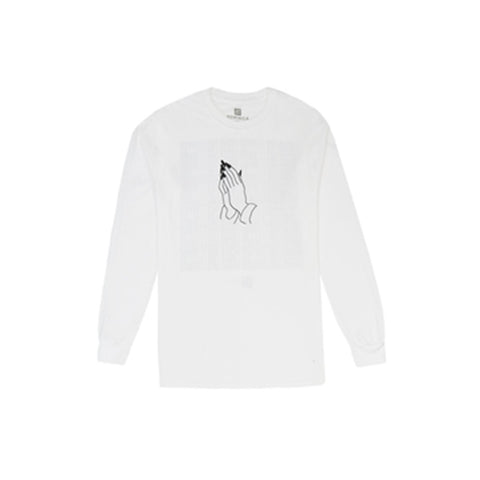 Martine Syms x NTS: Prayer Hands Tee