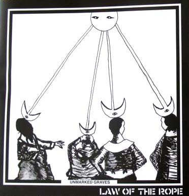 Law of the Rope: Unmarked Graves 12""